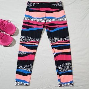 Beyond Yoga Cropped Capri Athletic Leggings M